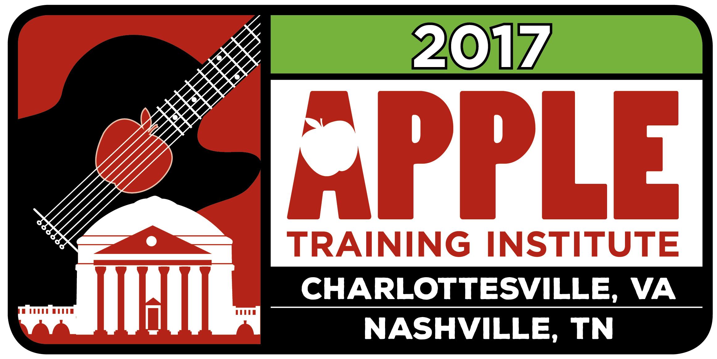 2017 APPLE Training Institute