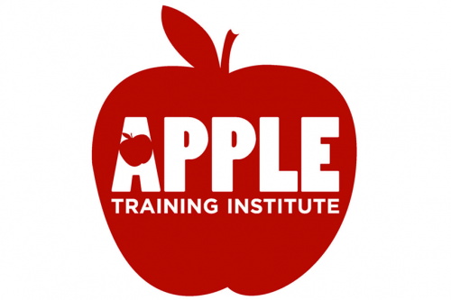 Apple training institute logo