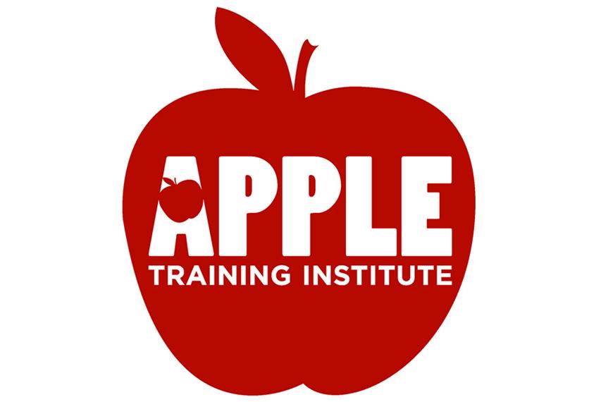 Apple training institute logo